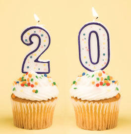 20 things I've learnt at20